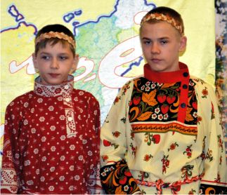Россия, с. Фоки, лучшие среди равных 2015