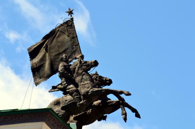 Улан-Удэ - мир сказаний и красот, Россия брат, это всё Россия!