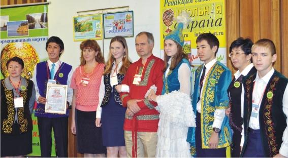 Родники, команда Казахстана, г. Алматы