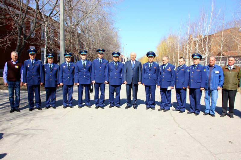 Фото на память с губернатором Самарской области и  Героем России