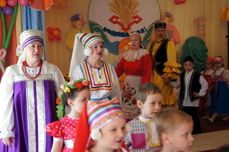 """Живые традиции и гостеприимство """"Ягодки"""""""